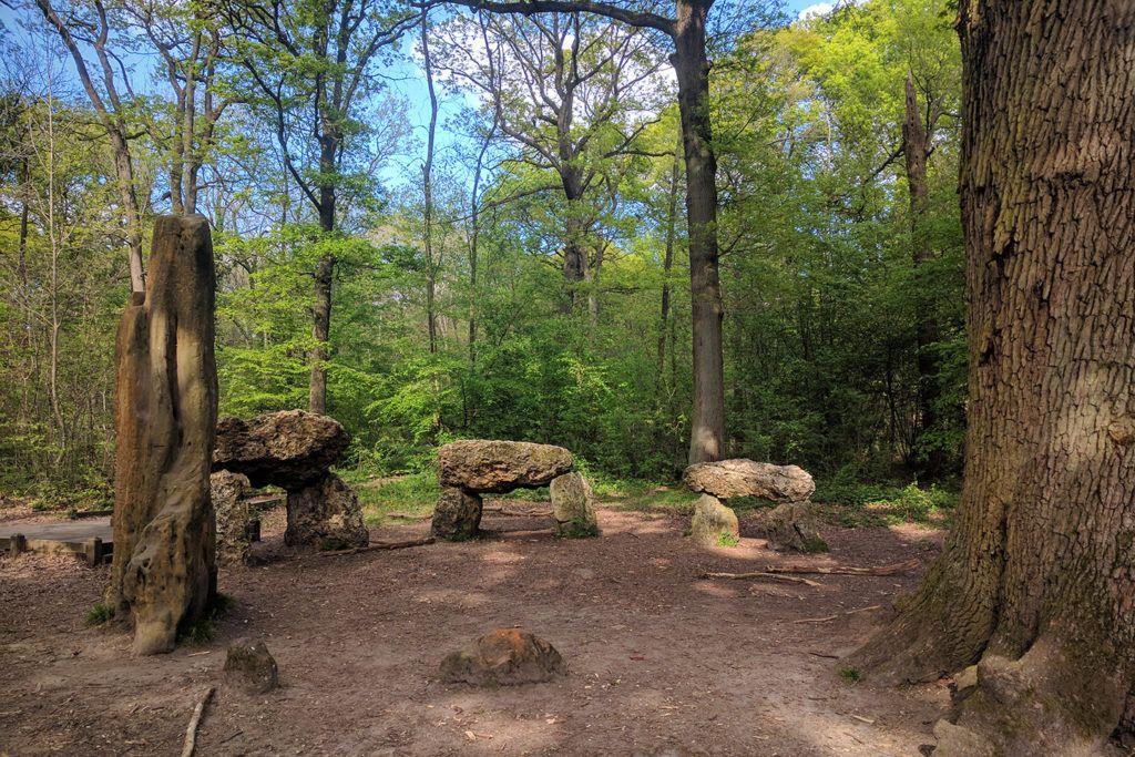 Balades près des vestiges préhistoriques en forêt de Meudon