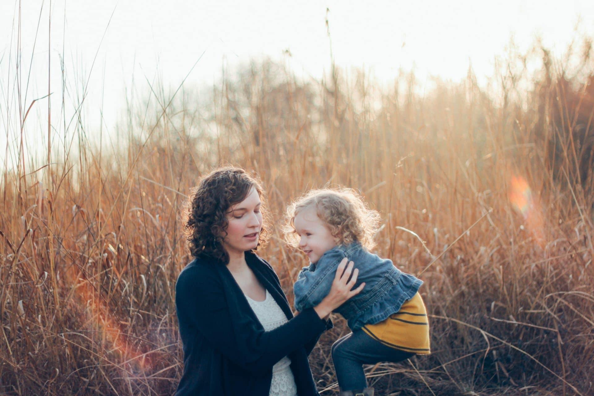 Shelby Deeter Enfant Parent nature