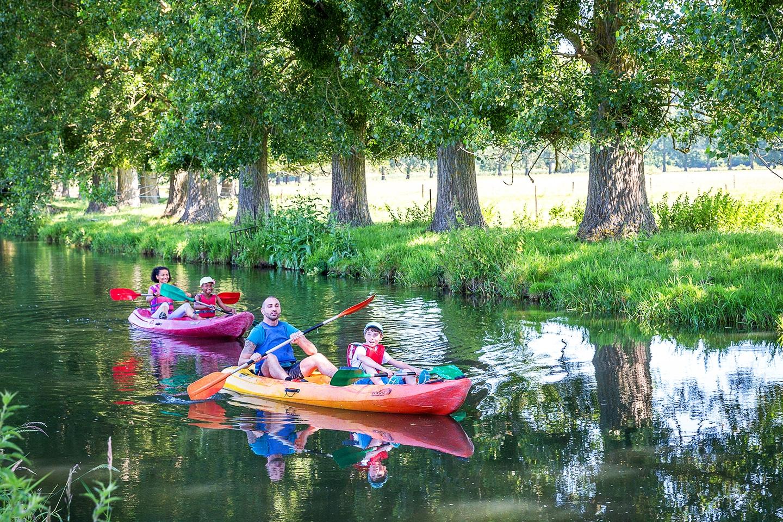 Microaventure à Paris - Canoe sur l'Epte