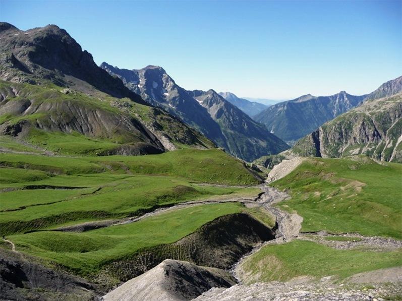 Rando - GR54 Tour Massif Ecrins